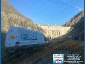 Очистные сооружения Кыргызстан 1